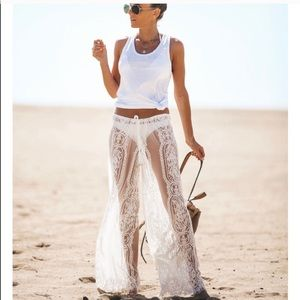 Pants - Vici lace pant